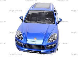 Р/У машинка Porsche Cayenne, HQ200127, детские игрушки