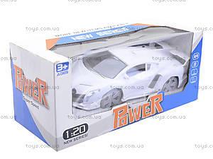 Машина на радиоуправлении для детей, 1:20, 802A-6, детские игрушки