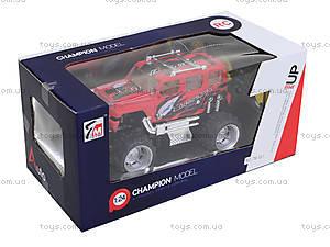Машина на радиоуправлении «Крутой джип», 7М901, магазин игрушек