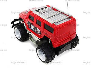 Детская машина на радиоуправлении «Джип», 7М910912, фото