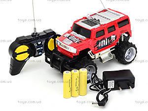 Детская машина на радиоуправлении «Джип», 7М910912, магазин игрушек