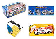 Полицейская машинка, на управлении , 6688-91A