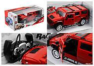 РУ Машина, 2 цвета для выбора, 666-703A (1522914)