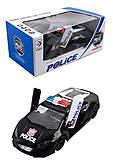 Машина на управлении «Police», RD578-A, купить
