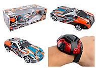Машина с пультом - браслетом, 1 5 5_T2018, купить