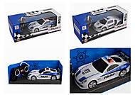 Машина полицейская, с пультом, 2 вида, 600A-910, отзывы