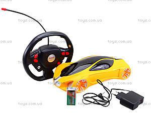 Машина на радиоуправлении для детей «Гонка чемпионов», 666-TT03, детские игрушки