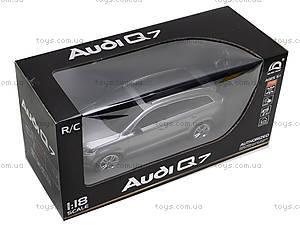 Коллекционная машина на радиоуправлении Audi Q7, HQ200121, фото