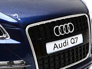 Коллекционная машина на радиоуправлении Audi Q7, HQ200121, игрушки