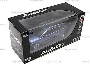 Коллекционная машина на радиоуправлении Audi Q7, HQ200121, toys.com.ua