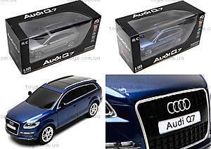 Коллекционная машина на радиоуправлении Audi Q7, HQ200121