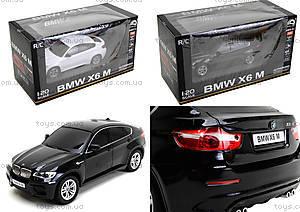 Коллекционная радиоуправляемая машина BMW X6, HQ200122