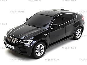 Коллекционная радиоуправляемая машина BMW X6, HQ200122, магазин игрушек