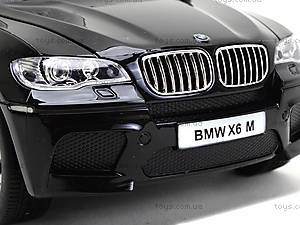 Коллекционная радиоуправляемая машина BMW X6, HQ200122, toys.com.ua