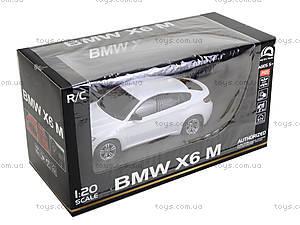 Коллекционная радиоуправляемая машина BMW X6, HQ200122, toys
