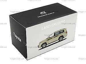 Коллекционная машина Land Cruiser, HQ200133, отзывы