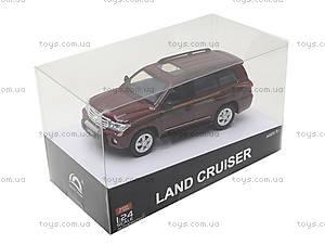 Коллекционная машина Land Cruiser, HQ200133, игрушки