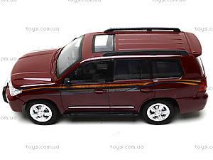 Коллекционная машина Land Cruiser, HQ200133, магазин игрушек