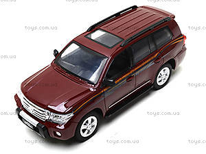 Коллекционная машина Land Cruiser, HQ200133, детский