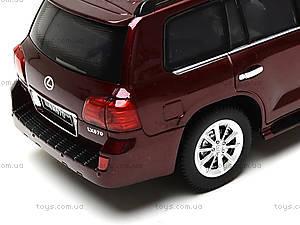 Коллекционная машина на радиоуправлении Lexus LX570, HQ200130, купить