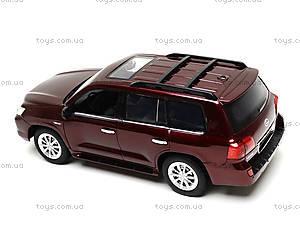 Коллекционная машина на радиоуправлении Lexus LX570, HQ200130, детские игрушки