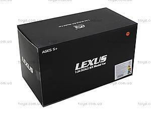 Коллекционная машина на радиоуправлении Lexus LX570, HQ200130, toys.com.ua