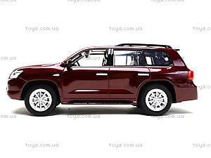 Коллекционная машина на радиоуправлении Lexus LX570, HQ200130, toys
