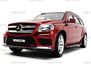 Машина на радиоуправлении Mercedes-Benz GL 550, 866-1820B, отзывы