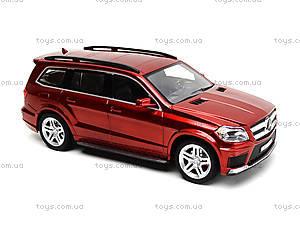 Машина на радиоуправлении Mercedes-Benz GL 550, 866-1820B, цена