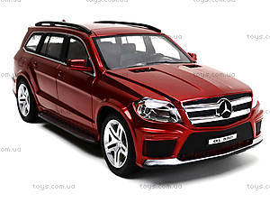 Машина на радиоуправлении Mercedes-Benz GL 550, 866-1820B