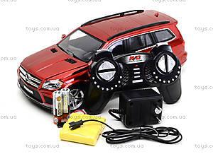 Машина на радиоуправлении Mercedes-Benz GL 550, 866-1820B, детские игрушки