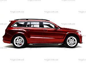 Машина на радиоуправлении Mercedes-Benz GL 550, 866-1820B, магазин игрушек