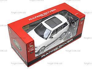 Машина на радиоуправлении «Рендж Ровер», 989, отзывы