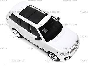 Машина на радиоуправлении «Рендж Ровер», 989, магазин игрушек