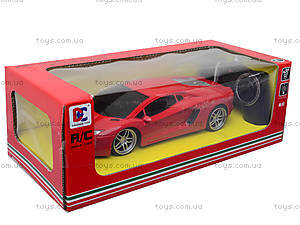 Машина на радиоуправлении для детей «Спорт», 345-104, цена