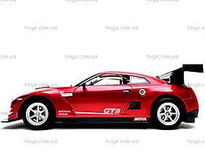 Радиоуправляемая машина Nissan GT3, HQ200132, отзывы
