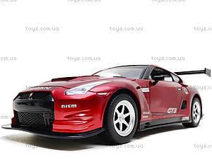 Радиоуправляемая машина Nissan GT3, HQ200132, детские игрушки