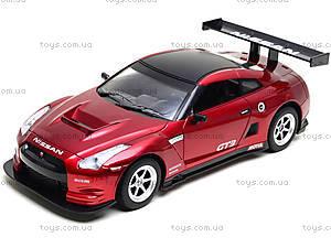 Радиоуправляемая машина Nissan GT3, HQ200132, магазин игрушек