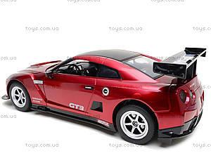Радиоуправляемая машина Nissan GT3, HQ200132, toys