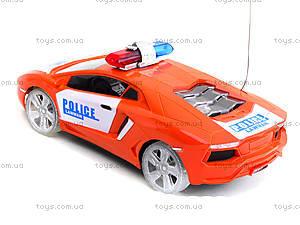 Машина на радиоуправлении  «Полиция», 800C-6, отзывы