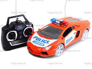Машина на радиоуправлении  «Полиция», 800C-6, игрушки