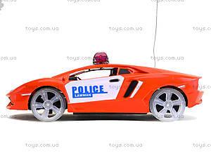 Машина на радиоуправлении  «Полиция», 800C-6, детские игрушки