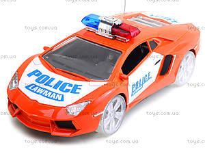 Машина на радиоуправлении  «Полиция», 800C-6, магазин игрушек