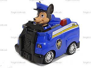 Машина на радиоуправлении с мультика «Щенячий патруль», XZ-350, игрушки