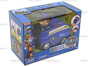 Машина на радиоуправлении с мультика «Щенячий патруль», XZ-350, детские игрушки