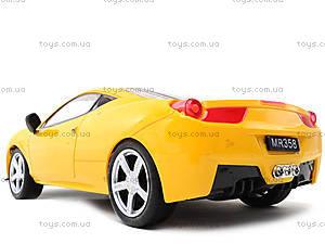 Радиоуправляемая машинка Speed Racing, MR358, toys