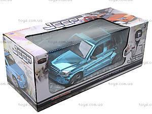 Машина на радиоуправлении Jeep, 666-356D, фото
