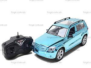 Машина на радиоуправлении Jeep, 666-356D, игрушки