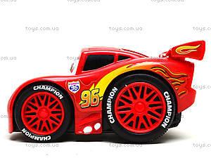 Детская машина на радиоуправлении «Тачки», 3699-AR9, игрушки