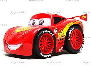 Детская машина на радиоуправлении «Тачки», 3699-AR9, детские игрушки